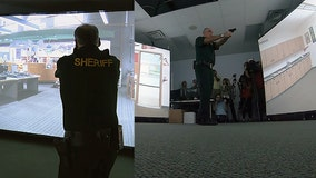 Volusia County deputies undergo training in active shooter simulator