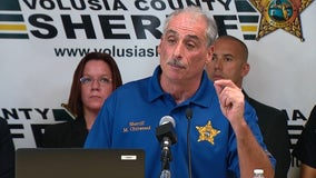 Volusia Sheriff Mike Chitwood says health officials are keeping Floridians 'in the dark' during COVID-19 outbreak
