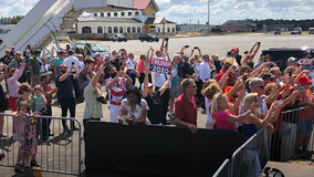 President Trump supporters content with focus of Villages remarks