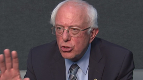 Bernie Sanders had heart procedure for artery blockage, cancels events until further notice