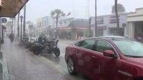 Nestor deterred crowd from Biketoberfest in Daytona Beach