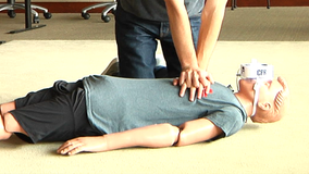 Cpr training sought in high schools
