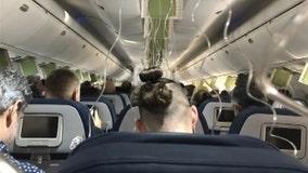 Delta flight descends nearly 30,000 feet in minutes following 'cabin pressurization irregularity'
