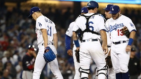 Los Angeles Dodgers season ends after 7-3 loss to the Washington Nationals in Game 5 of the NLDS