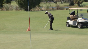 Florida golfer hits hole-in-one on 100th birthday