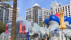 Road closures begin in downtown Orlando for Immerse 2019 event