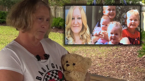 'I was just happy that my babies weren't forgotten:' Grandmother of murdered Marion County children speaks out