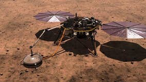 NASA lander captures marsquakes, other Martian sounds