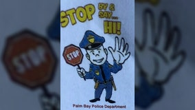 Palm Bay Police plan to launch 'Stop By and Say Hi' program