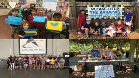 Students at Park Maitland collect donations, raise more than $1,500 for Bahamas relief