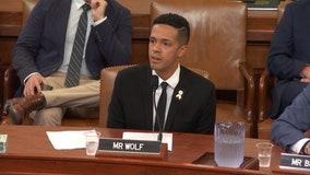 Pulse survivor presses Congress to act on gun reform
