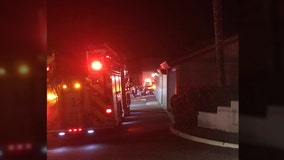 Fire breaks out at Altamonte Springs condominium complex