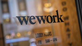 WeWork withdrawing its stock market IPO filing