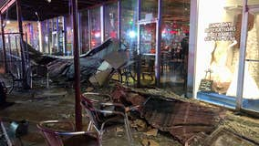 Fire Rescue: Winter Park Tijuana Flats roof collapses on victim