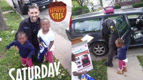 Milwaukee police officer buys car seats for children instead of giving mom a ticket