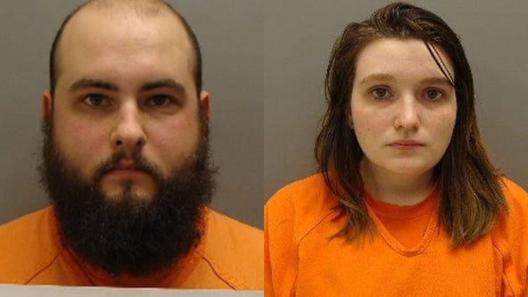 Nebraska couple gets probation in death of 'severely malnourished' baby