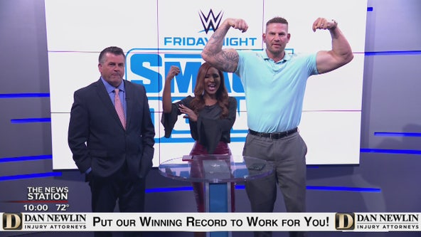 WWE Draft results