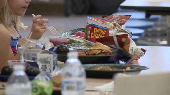 Man pays off students' lunch debt in Jupiter, Florida