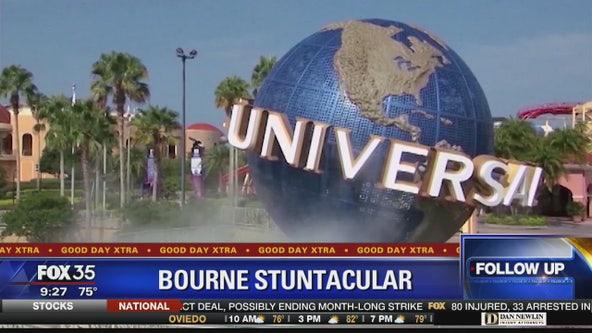 Bourne Stuntacular coming to Universal Orlando