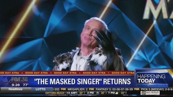 The Masked Singer returns