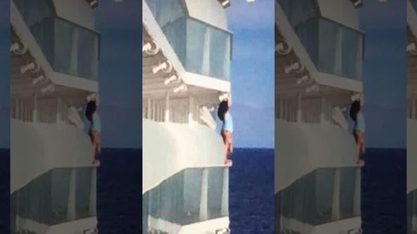 Royal Caribbean cruise ship passenger slammed for dangerous swimsuit selfie: 'What an absolute idiot'