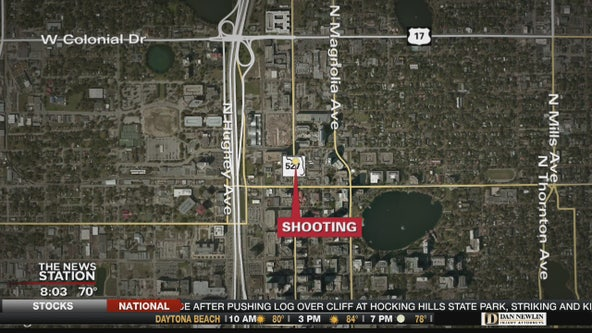 Orlando Police investigating shooting that left one wounded