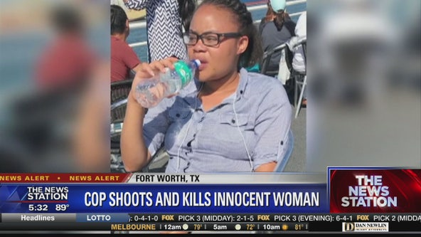 Woman shot by police officers inside her own home