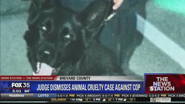 Charges dismissed against Florida officer on trial after K-9 found dead in hot patrol car