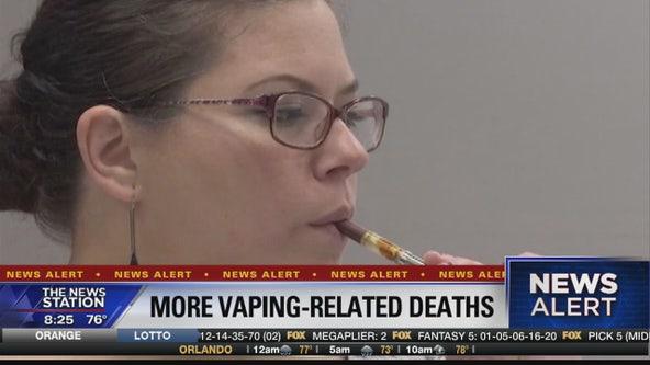 At least 33 dead in vape epidemic