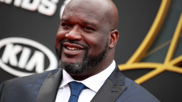 Shaq donates a year's rent to a paralyzed Atlanta boy