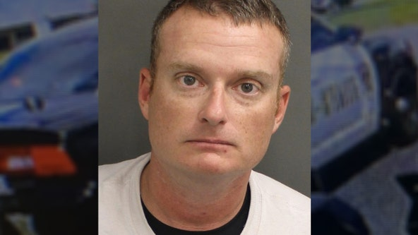 Police: Man accused of impersonating officer claims he is 'special agent'