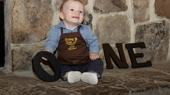 Cracker Barrel-loving family celebrates son's first birthday at restaurant chain