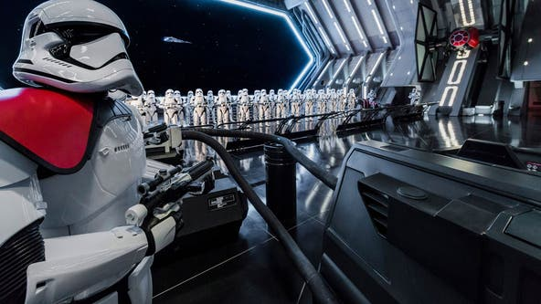 New details emerge for Star Wars: Rise of the Resistance at Disney