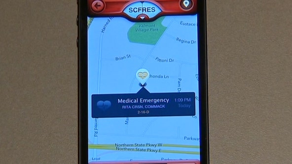 New Pulse Point app cuts down emergency response time, saving lives