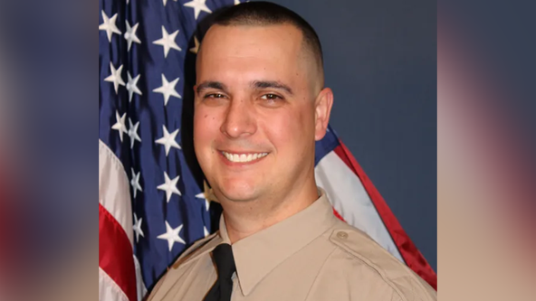 California sheriff's deputy shot to death; ride-along passenger injured