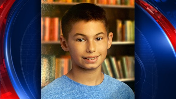 Police search for missing 12-year-old boy in North Port