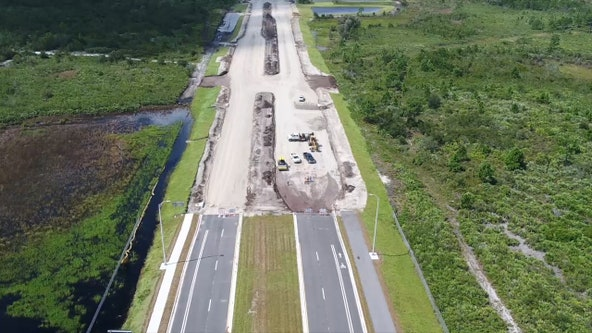 Palm Bay under scrutiny for incomplete road network