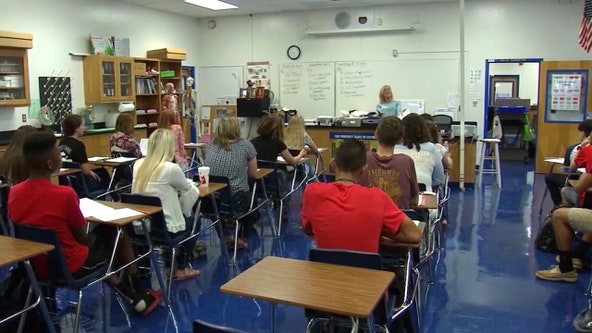 Orange County offers plan to raise teacher salary