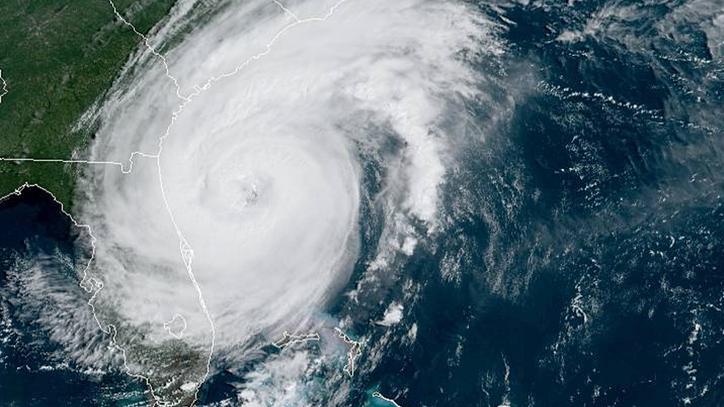 2020 List hurricane names Center: of  National Hurricane