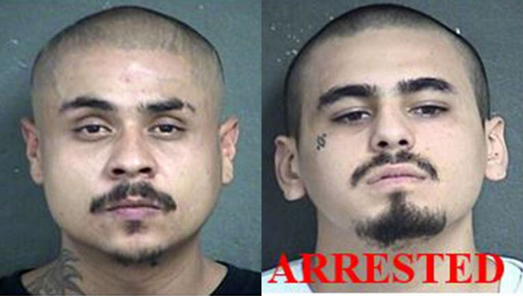 Hugo Villanueva-Morales and Javier Alatorre have both been charged with first-degree murder in a shooting that left four people dead at a Kansas bar on Sunday morning.