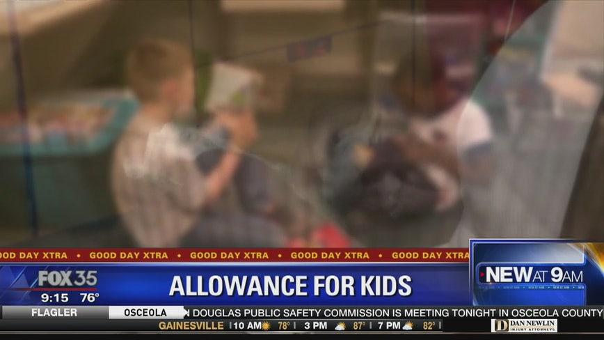 Allowance for kids