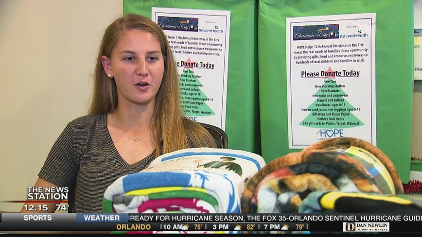 Mission to collect blankets for homeless continues