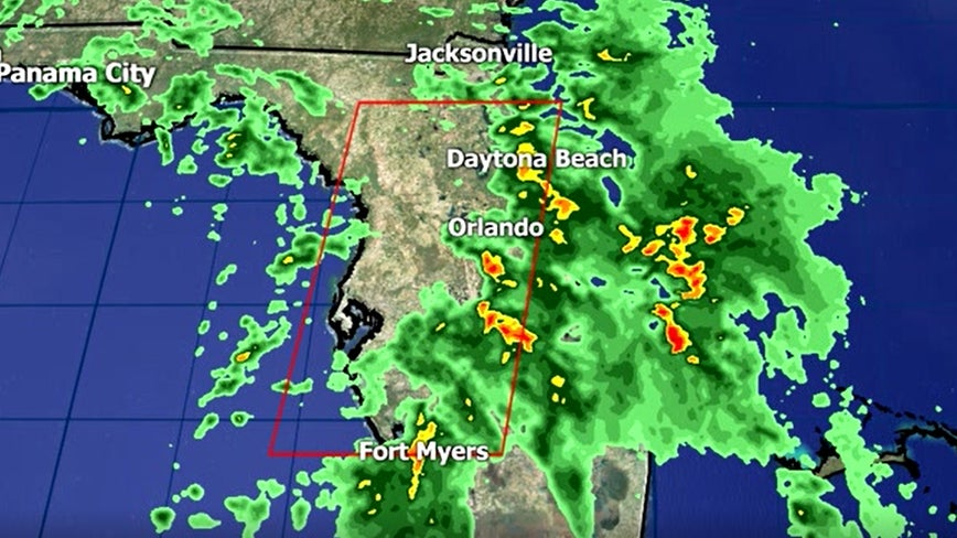Nestor makes landfall, weather conditions improve for Central Florida
