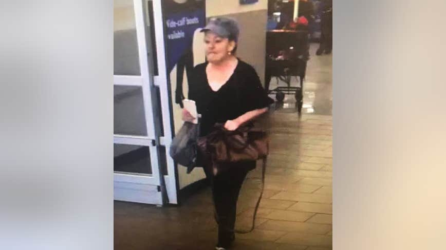 Ocala police looking for person accused of stealing 84-year-old woman's purse at Walmart