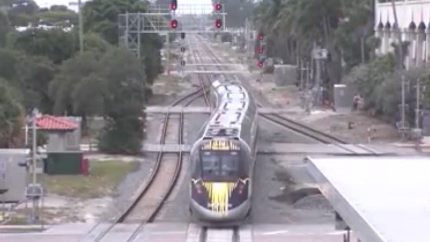 Brightline train construction creates road closures in Brevard County