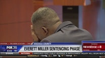 Testimony continues in sentencing phase for Everett Miller