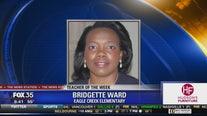 Teacher of the Week: Bridgette Ward