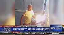 Beefy King to reopen Wednesday