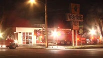 Fire breaks out at iconic Beef King restaurant in Orlando