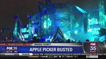 Man accused of stealing dozens of phones at EDC